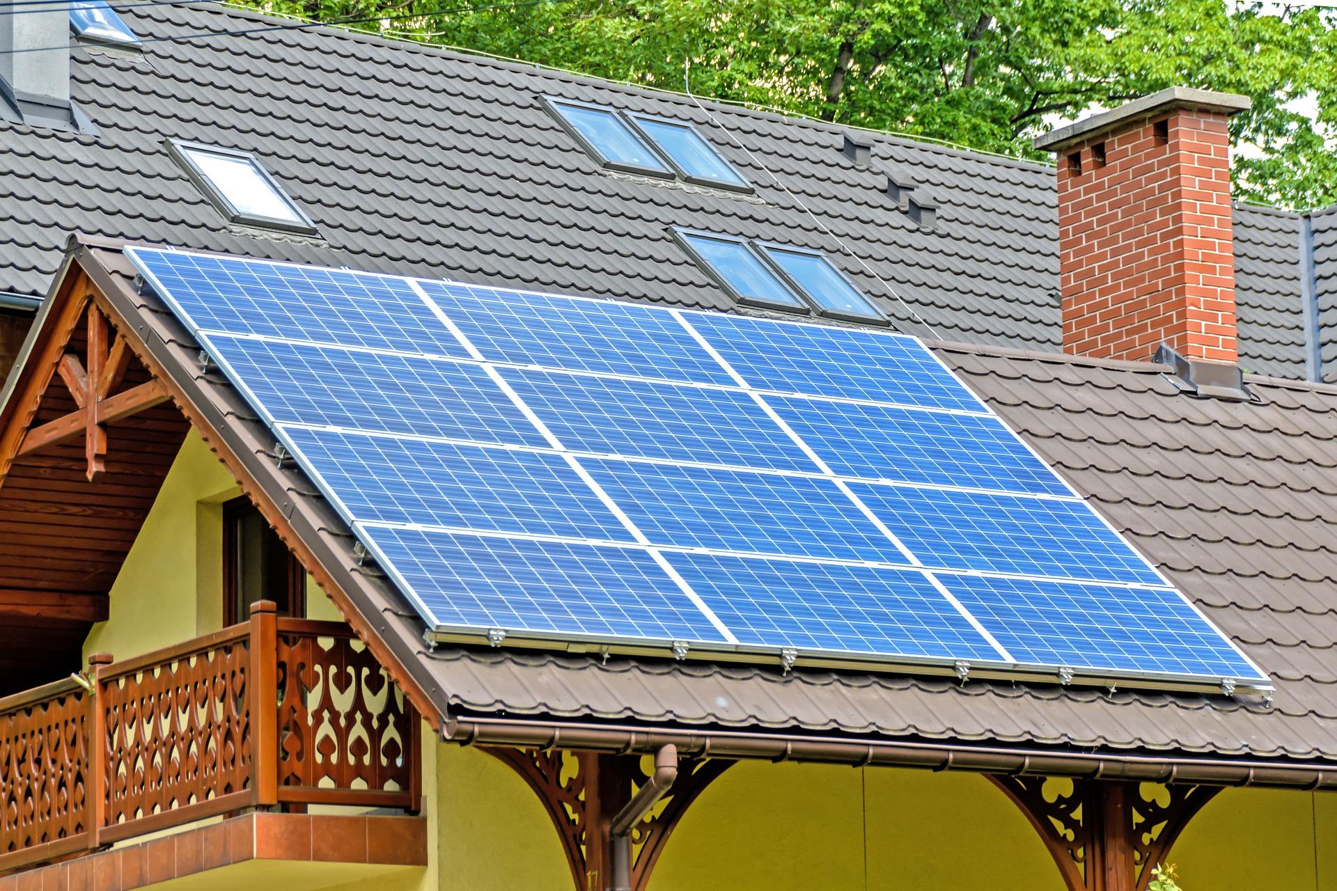 5de94e39ad5 Conseguir una mayor eficiencia energética con sistemas de energía solar