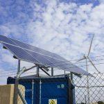 Sistema híbrido fotovoltaico