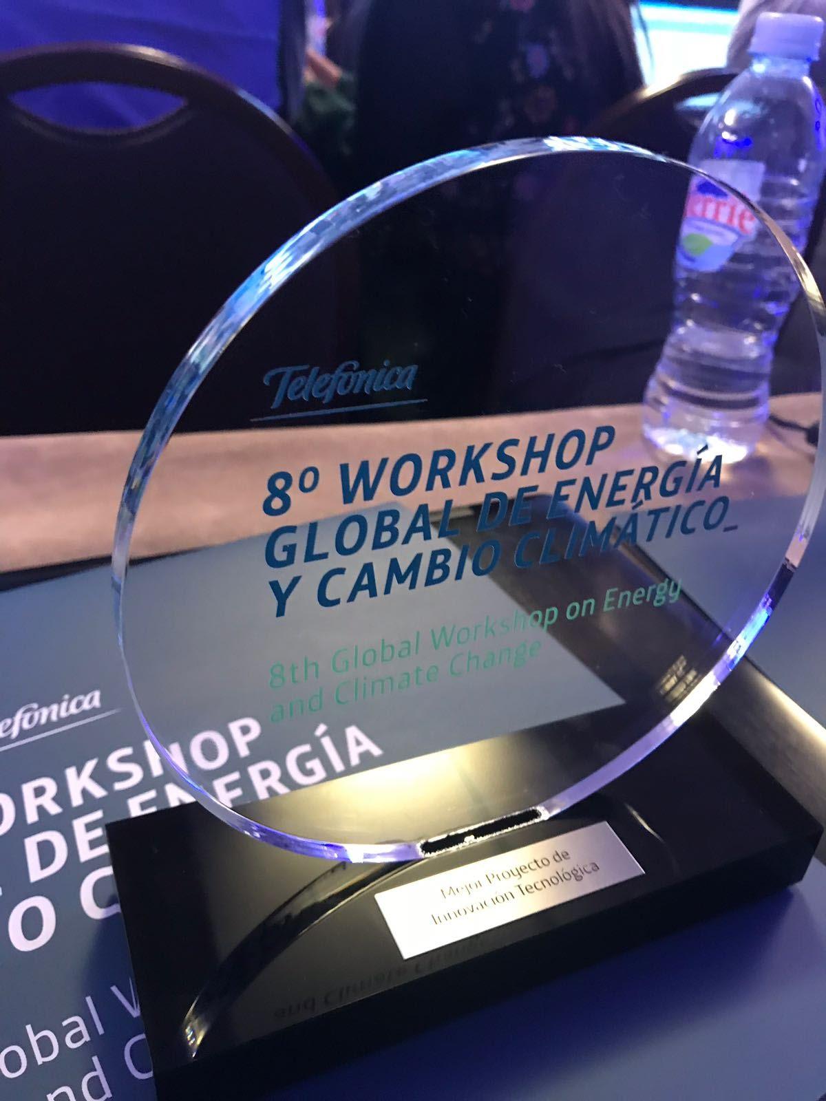 premio mejor proyecto de innovación tecnológica