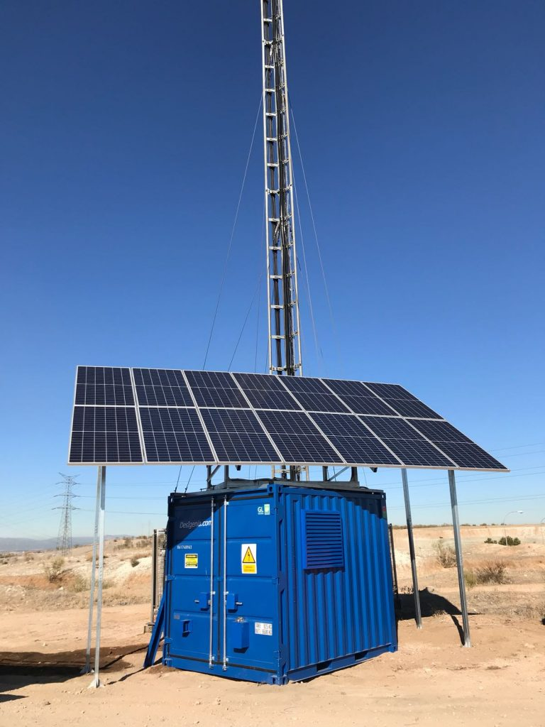 sistemas híbridos fotovoltaicos