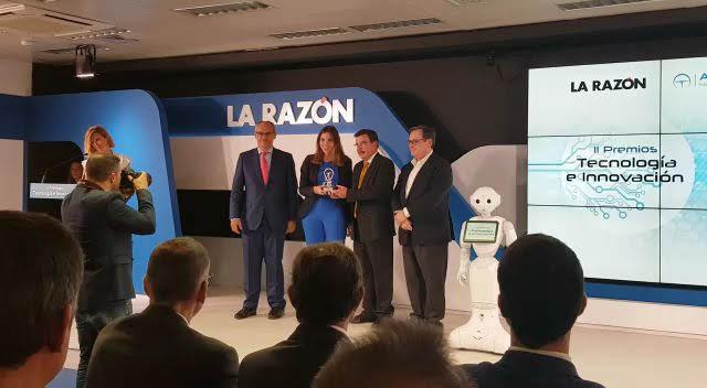 Desigenia en los Premios Tecnología La Razón