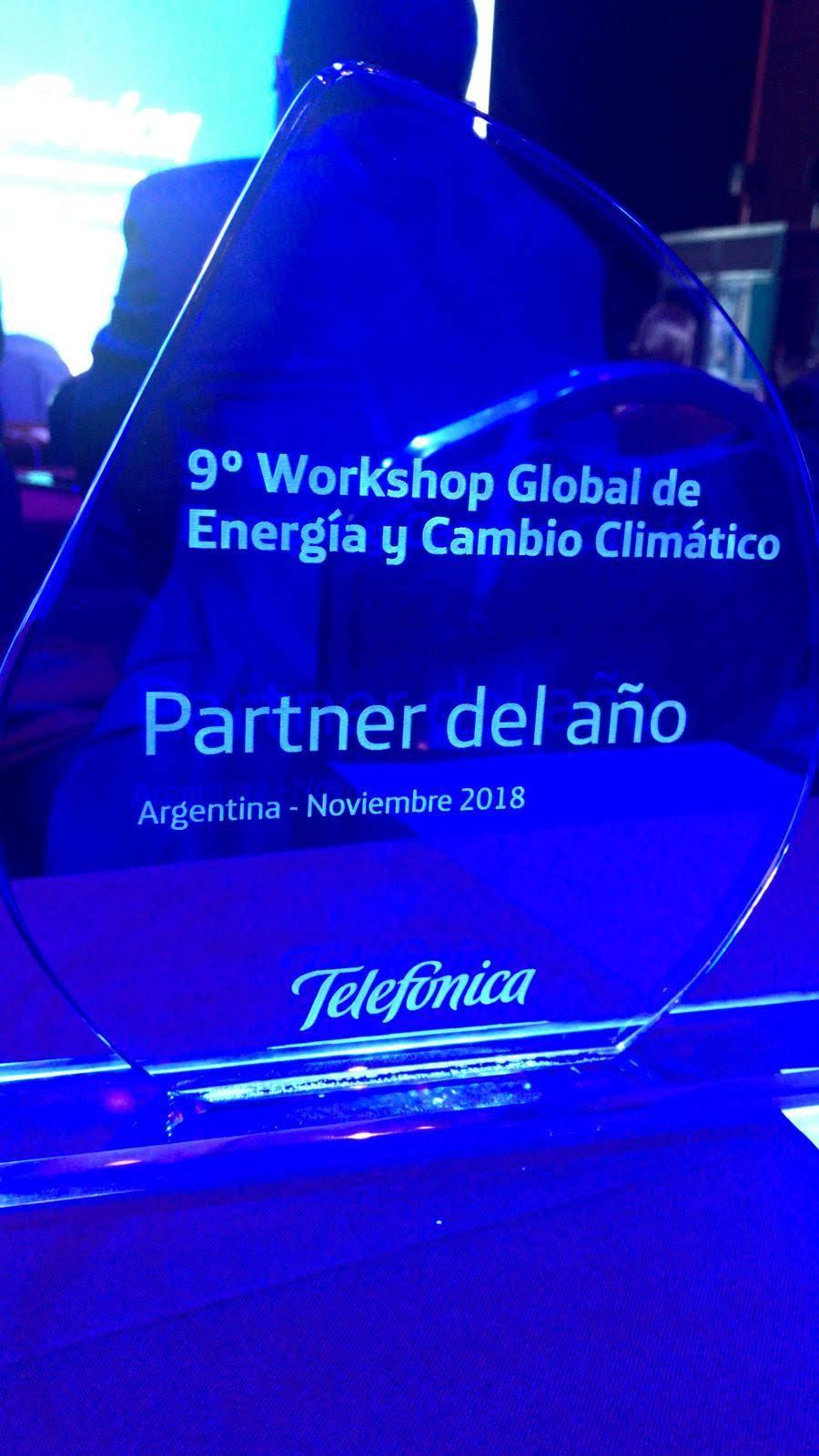 premio partner del año para SME & Desigenia