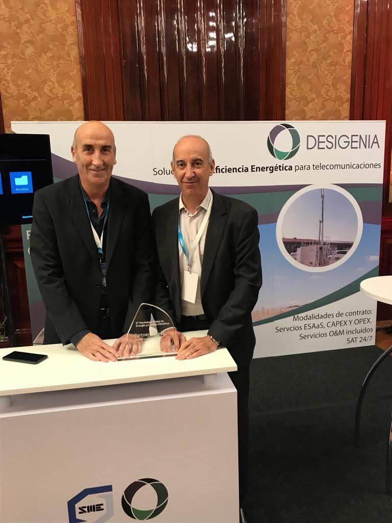 Grupo SME & Desigenia premio partner del año